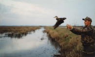 Wildlife biologist, an image in Texas Aquatic Ecosystem Science by author Rudolph Rosen