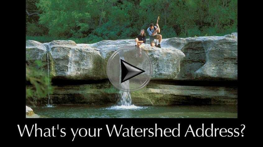 What's Your Watershed Address? a video in Texas Aquatic Science by author Rudolph Rosen