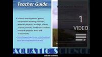 Credits for Aquatic Science Lessons